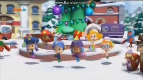 Bubble Guppies - Tonight's Holiday in Russian! (FAST) 1,02x-1
