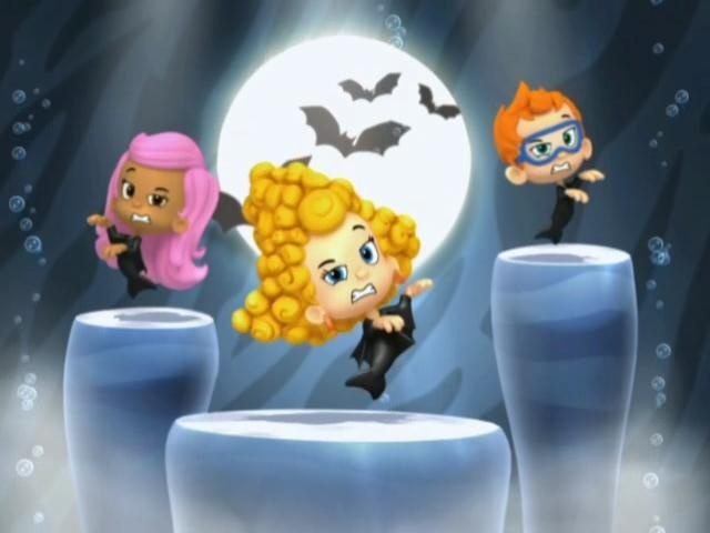 Bubble guppies are molly and gil dating quotes