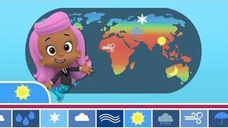 The Bubble Guppies - Weather
