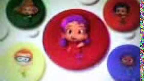 Bubble Guppies - Los colores