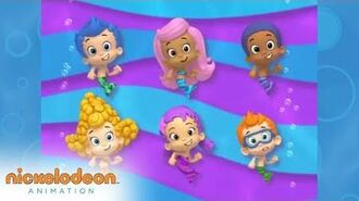 """Bubble Guppies"" Theme Song Nick Animation"