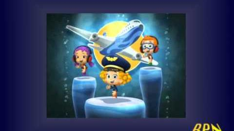 Bubble Guppies - Episode 12 - Gup, Gup and Away!