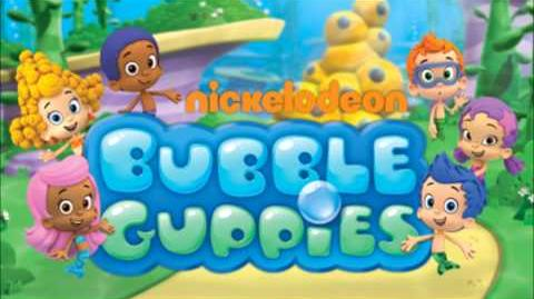 Bubble Guppies Wash 'Em Off