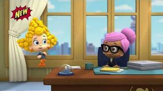 Promo Bubble Guppies Super Guppies - Nick Jr. (2015)