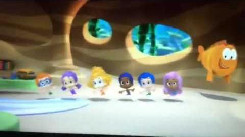 """Bubble Guppies """"Outside"""" song (Season 2)"""