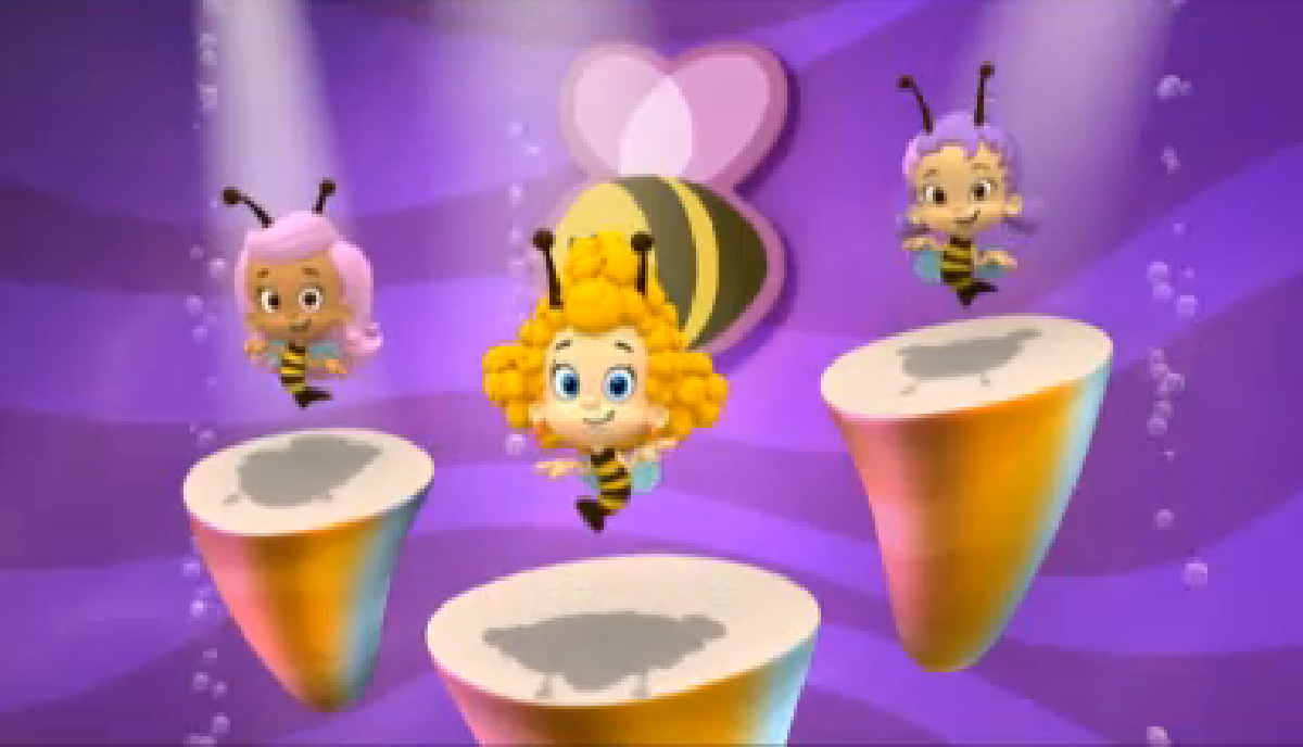 The Bees Dance Bubble Guppies Wiki Fandom Powered By Wikia