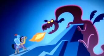 Ugly dragopn