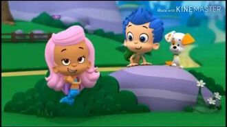 Promo Bubble Guppies The Royal Giller Games - Nick Jr. (2015)
