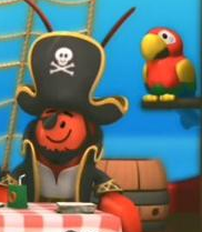 Pirate obster
