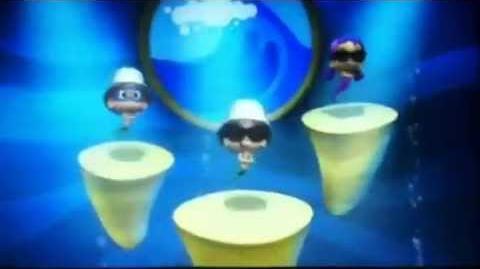 """Bubble Guppies """"Do the Swim"""""""