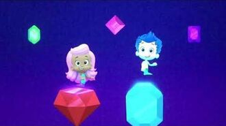 Bubble guppies - gemstones