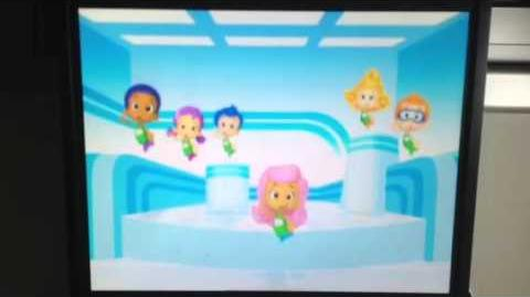Bubble guppies tunes 38 super super supermarket(Hebrew)