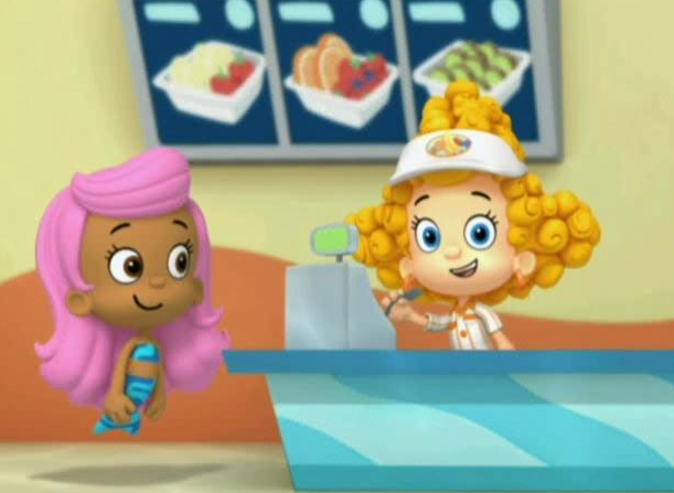 Image - Three chicken surprise.png | Bubble Guppies Wiki | FANDOM ...