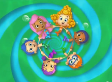 Circle guppies