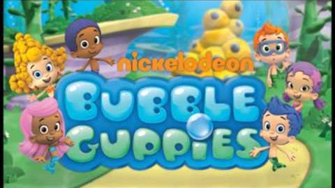 Bubble Guppies - Flutter Guppies
