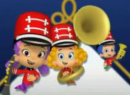 Go oona with a clarinet