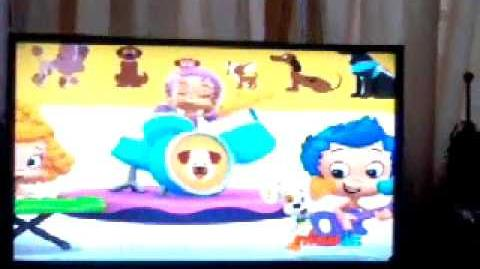 Bubble guppies cancion de los perritos