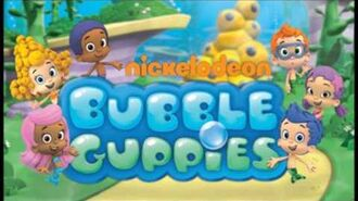Bubble Guppies - Molly's Lullaby Melody