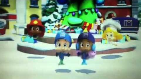 "Bubble Guppies ""Tonight Is A Holiday"""