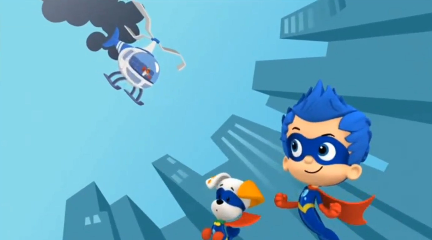 superheroes bubble guppies wiki fandom powered by wikia