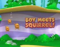 Boy meets swuire