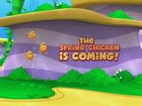 The Chicken La Primavera está Llegando!