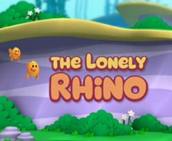 Loneloy rhino