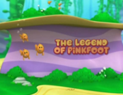 Legend of pinky
