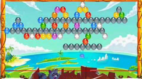 Bubble Island (Stage 10 - Level 5)