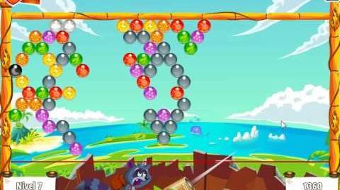 Bubble Island Etapa 10 Nivel 7