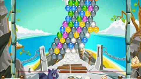 Bubble Island (Stage 9 - Level 10)
