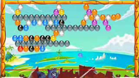Bubble Island (Stage 10 - Level 6)
