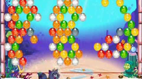 Bubble Island (Stage 5 - Level 3)