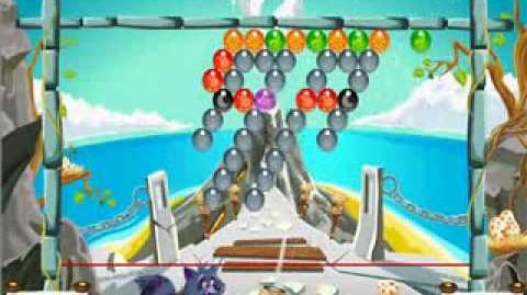 Bubble Island (Stage 9 - Level 3)