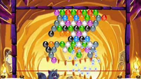 Bubble Island (Stage 8 - Level 7)