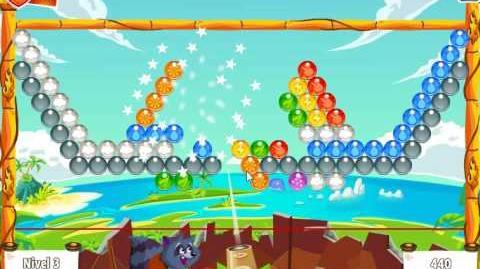 Bubble Island Etapa 10 Nivel 3