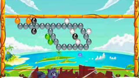 Bubble Island (Stage 10 - Level 9)