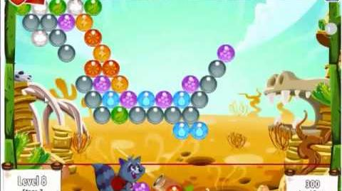 Bubble Island TV - Episode 2 (Etapa 7 Nivel 8) IT