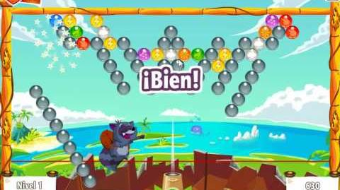 Bubble Island Stage 10 Level 1