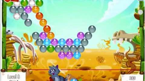 Bubble Island TV - Episode 2 (Stage 7 Level 8) ENG