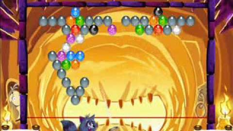 Bubble Island (Stage 8 - Level 8)