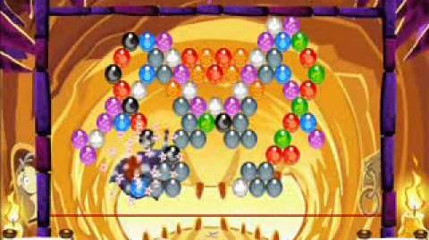 Bubble Island (Stage 8 - Level 2)