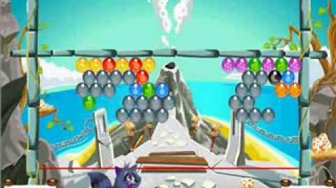 Bubble Island (Stage 9 - Level 5)