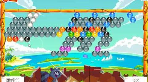 Bubble Island Stage 10 Level 11