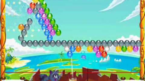 Bubble Island (Stage 10 - Level 8)