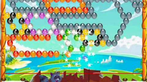 Bubble Island (Stage 10 - Level 12)
