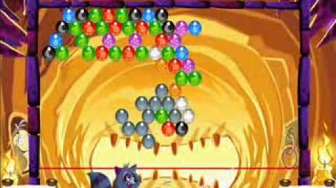 Bubble Island (Stage 8 - Level 9)