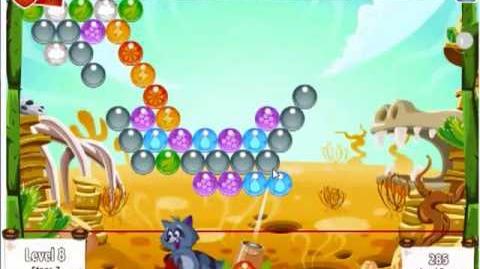 Bubble Island TV - Episode 2 (Etapa 7 Nivel 8)