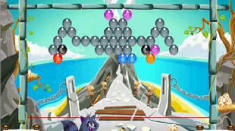 Bubble Island (Stage 9 - Level 4)