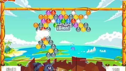 Bubble Island Etapa 10 Nivel 2